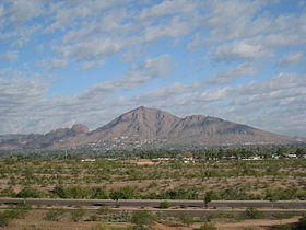 Arizona's landscape